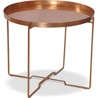 Buxton Round Top Accent Table