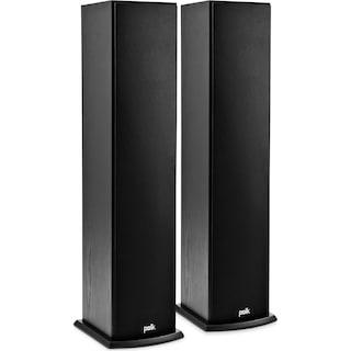"Polk Audio 37"" T50 Floor Standing Tower Speakers, Set of 2"