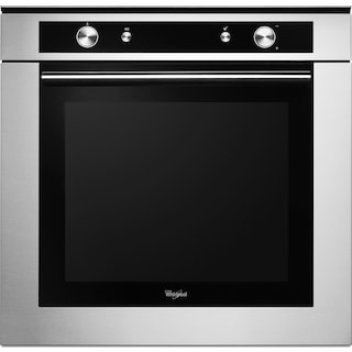 "Whirlpool 24"" Single Wall Oven – WOS52EM4AS"
