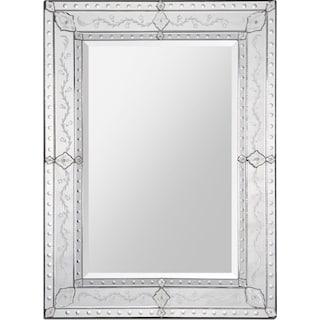 Venetian Rectangular Mirror