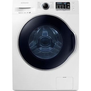 Samsung 2.6 Cu. Ft. Front-Load Washer – WW22K6800AW/A2