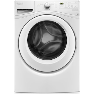 Whirlpool 5.2 Cu. Ft. Front-Load Washer – WFW75HEFW