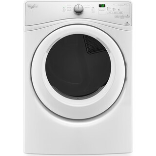 Whirlpool 7.4 Cu. Ft. Gas Dryer – WGD75HEFW