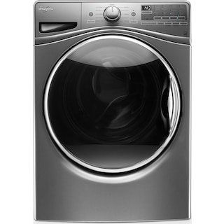 Whirlpool 5.2 Cu. Ft. Front-Load Washer – WFW92HEFC