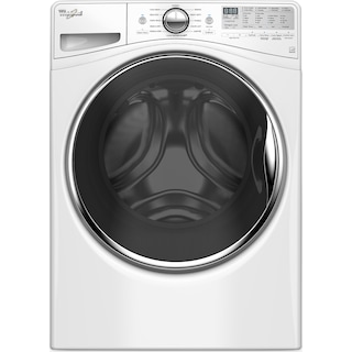 Whirlpool 5.2 Cu. Ft. Front-Load Washer – WFW92HEFW