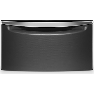 Whirlpool Laundry Pedestal - Black Diamond