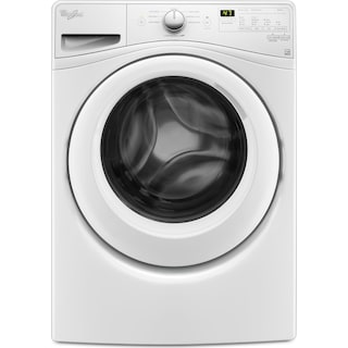 Whirlpool 4.8 Cu. Ft. Front-Load Washer – WFW7590FW