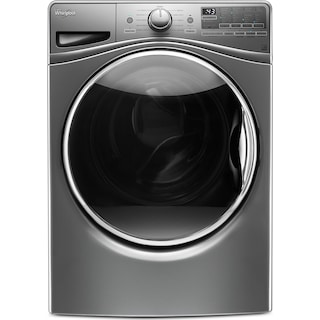 Whirlpool 4.8 Cu. Ft. Front-Load Washer – WFW9290FC
