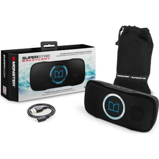 Monster SuperStar BackFloat™ Waterproof Bluetooth Speaker