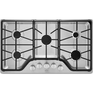 """Maytag 36"""" Gas Cooktop – MGC7536DS"""
