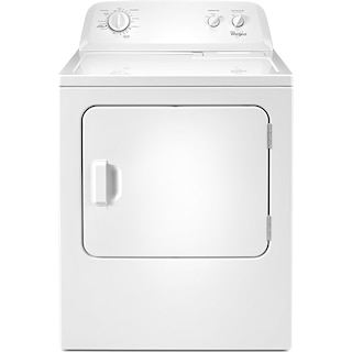 Whirlpool 3.5 Cu. Ft. Electric Dryer – YWED4616FW