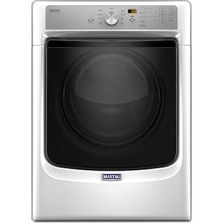 Maytag 7.4 Cu. Ft. Electric Dryer – YMED5500FW