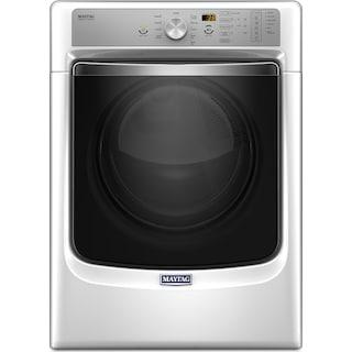 Maytag 8.5 Cu. Ft. Gas Dryer – MGD8200FW