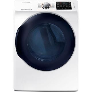Samsung 7.5 Cu. Ft. Electric Dryer – DV45K6200EW/AC