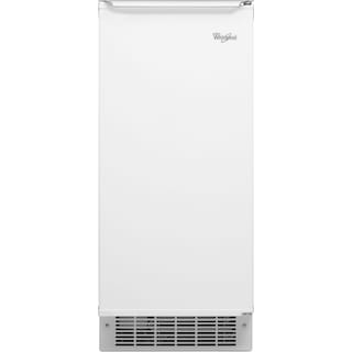 "Whirlpool White 15"" Ice Maker - GI15NDXZQ"