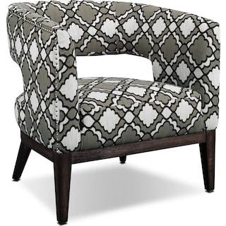 Tracy Accent Chair – Patterned