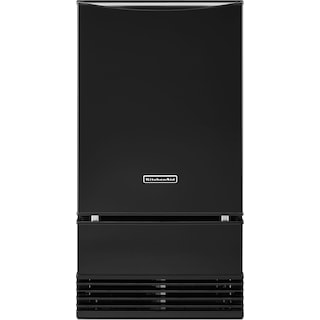 "KitchenAid 18"" Outdoor Automatic Ice Maker – KUIS18PNZB"