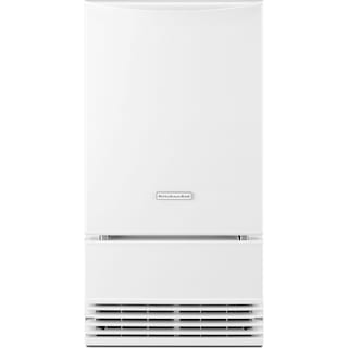 "KitchenAid 18"" Automatic Ice Maker – KUIS18PNZW"