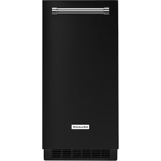 "KitchenAid 15"" Automatic Ice Maker – KUIX305EBL"