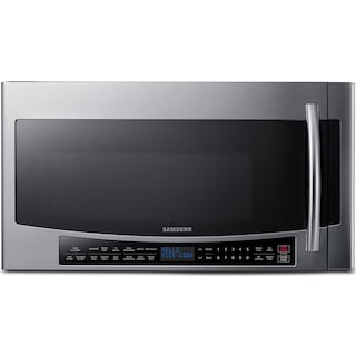 Samsung Stainless Steel Over-the-Range Convection Microwave (1.7 Cu. Ft.) - MC17J8100CS/AC
