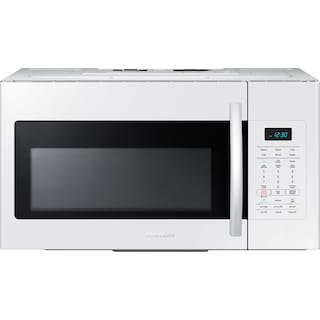 Samsung 1.7 Cu. Ft. Over-the-Range Microwave – White
