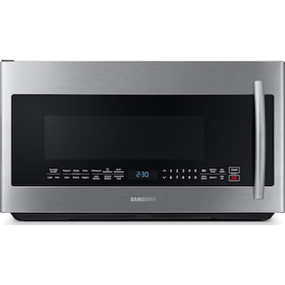 Samsung Stainless Steel Over-the-Range Microwave (2.1 Cu. Ft.) - ME21K7010DS/AC
