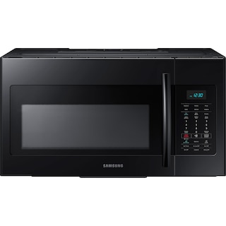 Samsung Black Over-the-Range Microwave (1.7 Cu. Ft.) - ME17H703SHB