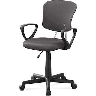 Clovis Office Chair - Grey