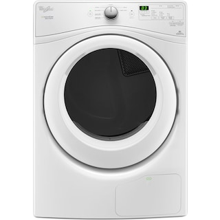 Whirlpool 7.4 Cu. Ft. Ventless Electric Dryer – YWED7990FW