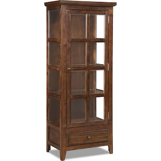 Grand Terrace Display Cabinet