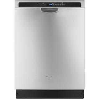 Whirlpool Built-In Dishwasher – WDF560SAFM
