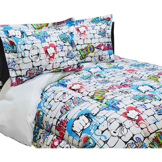 Reedley 3-Piece Full Comforter Set