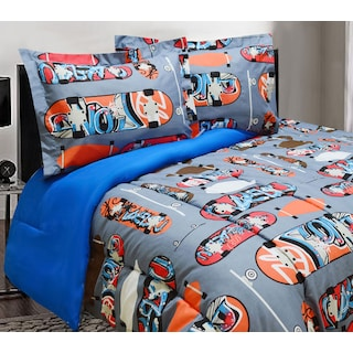 Recess 2-Piece Twin Comforter Set