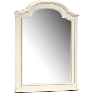 Ballineen Mirror - Antique White