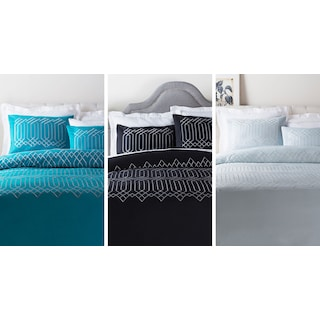 Plaza Bedding Collection