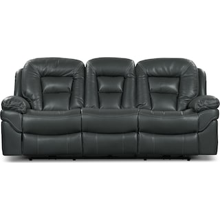 Quin Reclining Sofa – Grey