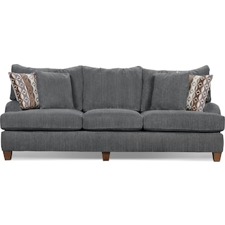 Preesall Sofa Bed - Grey