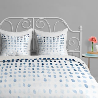 Proof of Life - Queen 3 Piece Duvet Cover Set by Social Proper