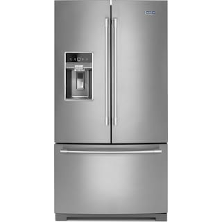 Maytag 27 Cu. Ft. French-Door Refrigerator – MFT2776FEZ