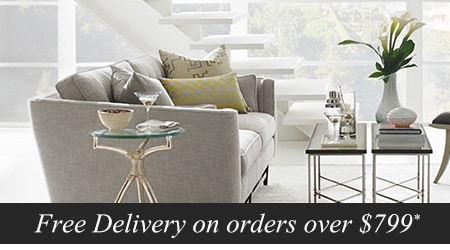 Free Delivery on orders over $799