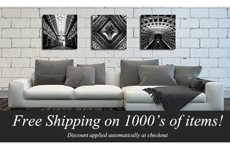 Free Shipping on 1000's of items
