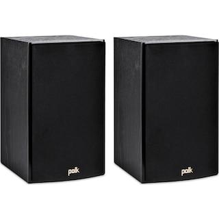Polk Audio T15 2-Piece Bookshelf Speakers