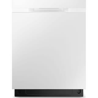 Samsung Built-In Dishwasher with Auto-Open Drying – DW80K5050UW/AC