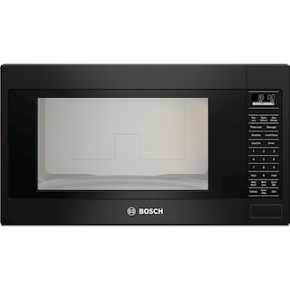 Bosch Black Built-In Microwave (2.1 Cu. Ft.) - HMB5061