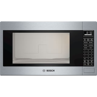 Bosch Stainless Steel Built-In Microwave (2.1 Cu. Ft.) - HMB5051