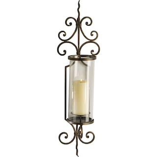 Pavilion Wall Candle Holder