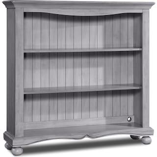 Ella Hutch Bookcase - Cloud