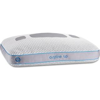 Bedgear™ Bentham 1.0 Position Pillow – Stomach Sleeper