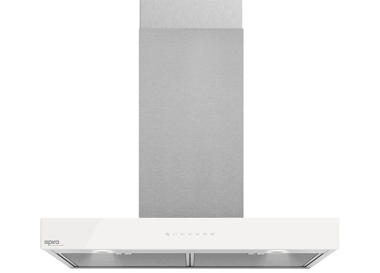 White Chimney Range Hood ~ Venmar ispira quot chimney range hood white panel