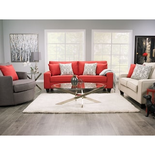 Inspired by U Sofa – Coral